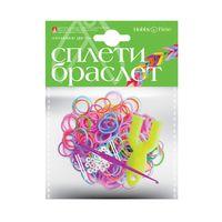 """Набор для плетения из резиночек """"Неоновые цвета"""" (1000 шт.)"""
