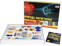"""Набор для опытов """"Юный физик. Природа магнетизма"""""""