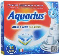 "Таблетки для посудомоечных машин ""All in 1"" (14 шт.)"