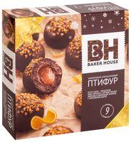 """Пирожные """"Baker House. Шоколадно-апельсиновый птифур"""" (225 г)"""