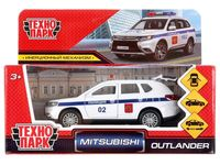"""Модель машины """"Mitsubichi полиция"""""""
