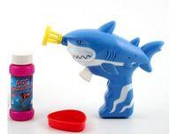 """Игрушка для выдувания мыльных пузырей """"Акула"""""""