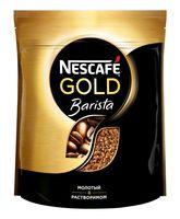 """Кофе растворимый с добавлением молотого """"Nescafe. Gold Barista"""" (150 г)"""