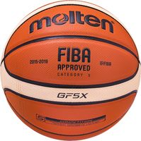 Мяч баскетбольный Molten BGF5X №5