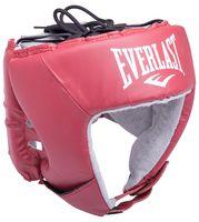 """Шлем открытый """"USA Boxing"""" (L; красный; арт. 610400U)"""