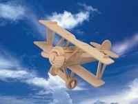 """Сборная деревянная модель """"Самолет Ньюпорт-17"""""""