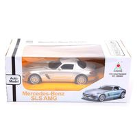 """Автомобиль на радиоуправлении """"Mercedes-Benz SLS"""" (масштаб: 1/24)"""