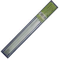 Спицы для вязания (металл; 3.0 мм; 20 см; 5 шт.)