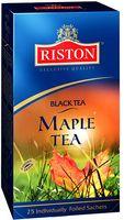 """Чай черный """"Riston. Кленовый сироп"""" (25 пакетиков)"""
