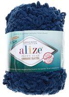 "Пряжа ""ALIZE. Puffy Fine Ombre Batik №7266"" (500 г; 73 м; темно-синий)"