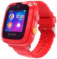 Умные часы Elari KidPhone 4G (красные)