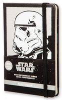"""Еженедельник Молескин """"Star Wars"""" на 2016 год (карманный; твердая черная обложка)"""