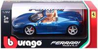 """Модель машины """"Bburago. Ferrari 458 Spider"""" (масштаб: 1/24)"""