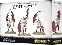 Warhammer Age of Sigmar. Flesh-Eater Courts. Crypt Flayers (91-13)