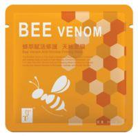 """Тканевая маска для лица """"С пчелиным ядом. Укрепляющая"""" (30 мл)"""