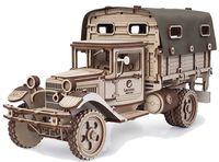 """Сборная деревянная модель """"Большой грузовик ГАЗ-АА Тент"""""""