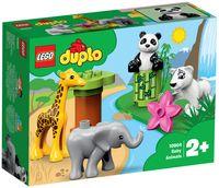 """LEGO Duplo """"Детёныши животных"""""""