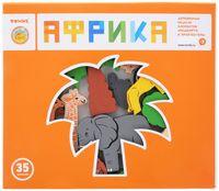 """Деревянная игрушка """"Африка"""""""