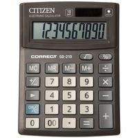Калькулятор настольный SD-210 (10 разрядов)