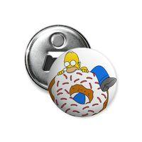 """Открывалка-магнит """"Симпсоны. Гомер"""" (арт. 106)"""