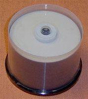 Диск DVD-RW 8см 1.4Gb 2x Maxell CakeBox 10