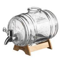 """Емкость для напитков с дозатором """"Barrel"""" (1 л)"""