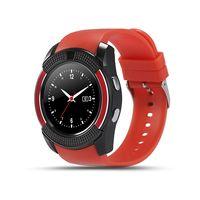 Фитнес-часы D&A F303 (красные)