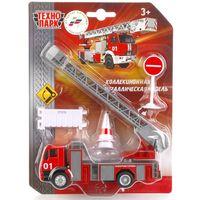 Пожарная машина (арт. U1407A-3)