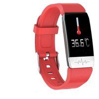 Фитнес-браслет SOVO SP01 (красный)
