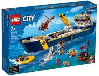 """LEGO City """"Океан. Исследовательское судно"""""""