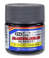 Краска Mr. Metal (dark iron, MC214)
