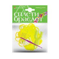 """Набор для плетения из резиночек """"Лимонный"""" (1000 шт.)"""