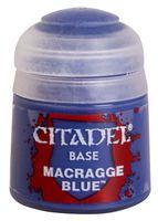 "Краска акриловая ""Citadel Base"" (macragge blue; 12 мл)"