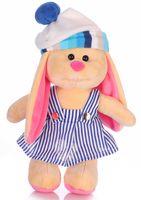 """Мягкая игрушка """"Заяц Катя в шапке"""" (28 см; арт. 18.172.5)"""
