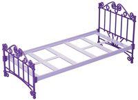 Кроватка для кукол (арт. С-1424)