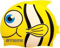 Шапочка для плавания (жёлтая; арт. FC101)
