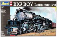 """Сборная модель """"Американский локомотив Big Boy"""" (масштаб: 1/87)"""
