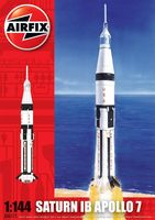"Ракета-носитель ""Saturn IB Apollo 7"" (масштаб: 1/144)"