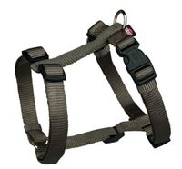 """Шлея """"Premium H-harness"""" (размер M-L; 50-75 см; темно-серый)"""