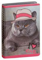 "Визитница ""Кот в шляпе"""