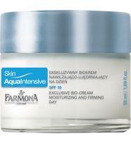 """Дневной биокрем для лица """"Skin Aqua Intensive"""" SPF 10 (50 мл)"""