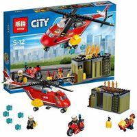 """Конструктор Cities """"Пожарная команда быстрого реагирования"""""""