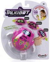 """Интерактивная игрушка """"Talkibot"""" (розовый; со световыми эффектами)"""