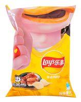 """Чипсы картофельные """"Lay's. Шея острой пекинской утки"""" (65 г)"""