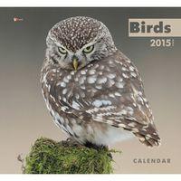 """Календарь настенный на 2015 год """"Прекрасные птицы"""""""
