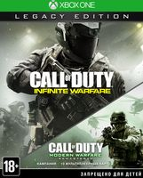 Call of Duty: Infinite Warfare. Legacy edition (Xbox One)