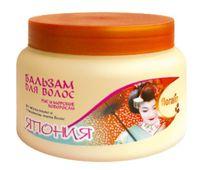 """Бальзам для волос """"Рис и Морские водоросли. Япония"""" (500 мл)"""