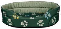 """Лежак для животных """"Jimmy"""" (45x35 см; зеленый)"""