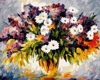 """Картина по номерам """"Букет полевых цветов"""" (400х500 мм; арт. PC4050115)"""