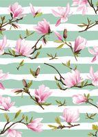 """Открытка """"Весенние цветы"""""""